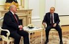 Лукашенко і Путін поговорили про Україну