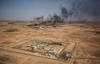 Пожежу на нафтовому родовищі в Іраку ліквідовано