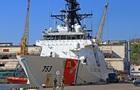 Корабель берегової охорони США зайшов в Одесу