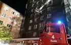 У Львові через загоряння багатоповерхівки евакуювали мешканців будинку