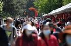 Населення Китаю перевищило 1,4 млрд людей