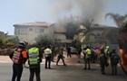 Появились первые жертвы обстрела Израиля