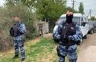 В Крыму во время обысков убили человека