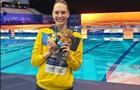 Українська синхроністка здобула історичне золото чемпіонату Європи