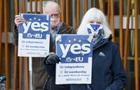 Победа сепаратистов. Шотландия уйдет от Лондона?