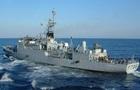Французький патрульний корабель увійшов у Чорне море