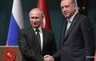 Путін і Ердоган обговорили загострення ізраїльсько-палестинського конфлікту