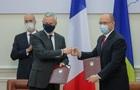 Україна і Франція підписали чотири угоди