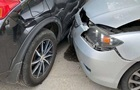 У Дніпрі водій помер за кермом і влаштував ДТП