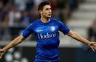 Яремчук забил эффектный гол за Гент в матче против Остенде
