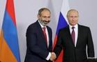 Пашинян сообщил Путину о вторжении Азербайджана