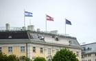 В Австрії на даху відомства канцлера підняли прапор Ізраїлю
