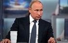 Путін прокоментував справу проти Медведчука