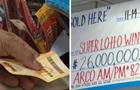 Жительница США постирала лотерейный билет и лишилась $26 млн