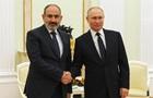 Пашинян попросил у Путина военную помощь