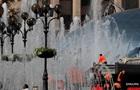 У Києві стартував сезон фонтанів