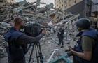 Ізраїль розкритикували за удар по офісах ЗМІ в Газі