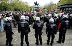 У Європі протестують на підтримку Палестини