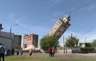 В Харькове взорвали самую высокую часть старого элеватора