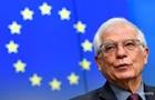 Глави МЗС ЄС проведуть зустріч щодо Близького Сходу
