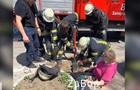 У Запоріжжі жінка по пояс провалилася під землю