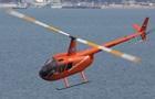 В России упал вертолет, погиб человек