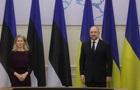 Эстония выразила готовность помочь Украине с реформами