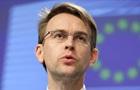 В ЄС відреагували на  тріо  України, Грузії і Молдови
