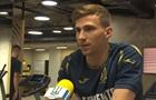 Забарний: Мрія футболіста - зіграти на Євро