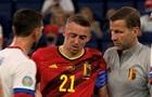 Защитник сборной Бельгии получил двойной перелом глазницы и пропустит оставшиеся матчи Евро-2020