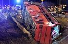 ДТП с украинским автобусом в Польше: скончался еще один пострадавший