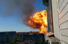 В Новосибирске взорвалась АЗС, есть пострадавшие