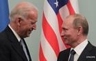 У Путина очертили спектр тем саммита с Байденом