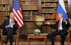 Зустріч Байдена і Путіна: онлайн-трансляція