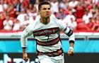 Роналду став рекордсменом за голами на Євро