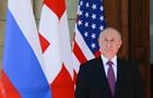Путин рассказал о переговорах с Байденом