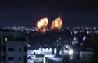Израиль нанес удары по военным объектам ХАМАС