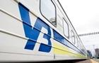 Вандалы повредили оборудование в электропоезде Укрзализныци