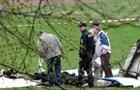 В Чехии упал учебный самолет, один погибший