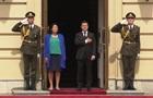 Почалася зустріч Зеленського з президентом Грузії