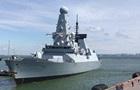 Флот РФ открыл огонь по британскому эсминцу