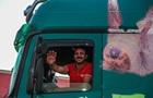 На Киевщине ограничили движение грузовиков из-за жары