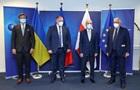 Члены Ассоциированного трио посетили Брюссель