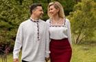 Зеленський про дружину: Вона - сірий кардинал у нас вдома
