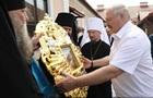 Лукашенко заявил о навязывании автокефалии церкви Беларуси