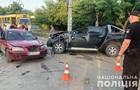 В Одесі чотири людини постраждали в ДТП з позашляховиком