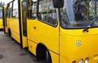 В Киеве двое водителей маршруток садились за руль пьяными