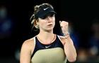Свитолина поддержала Харлан после ее неудачи на Олимпиаде в Токио