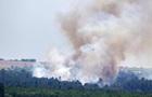 На Хортиці сталася пожежа, керівництво заявило про підпал
