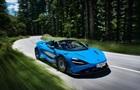 McLaren представила новый кабриолет
